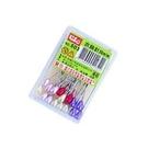 《享亮商城》503 珠針彩色水滴型(衣飾針) 徠福
