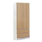 艾美爾系統床組系列 / 2.8尺二抽衣櫃...