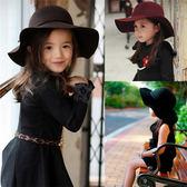 百搭氣質大圓帽 橘魔法 聖誕節保暖推薦 Baby magic 現貨 兒童 童裝