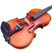 民間藝人手工實木練習考級小提琴初學者兒童成人樂器亞光M03【全館免運】