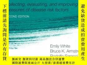 二手書博民逛書店Principles罕見Of Exposure Measurement In EpidemiologyY364
