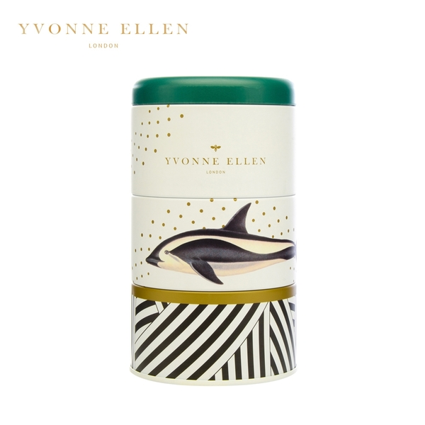 英國PM-WAX LYRICAL動物饗宴系列-Yvonne Ellen聯名款-三層蠟燭禮盒-買一送一 (下單時請註明哪兩款)