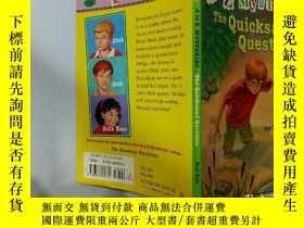二手書博民逛書店The罕見Quicksand Question:流沙問題Y200392