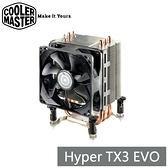 【免運費】CoolerMaster Hyper TX3 EVO CPU 散熱器 酷媽 RR-TX3E-28PK