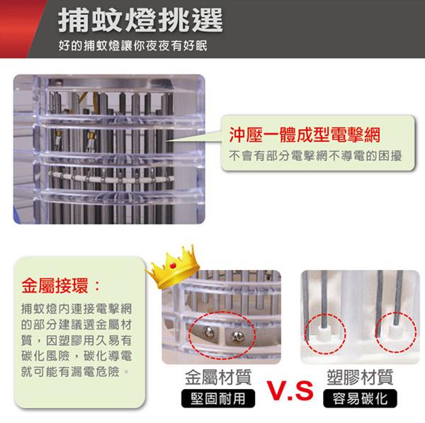 ★TECO東元★捕蚊燈 XYFYK101