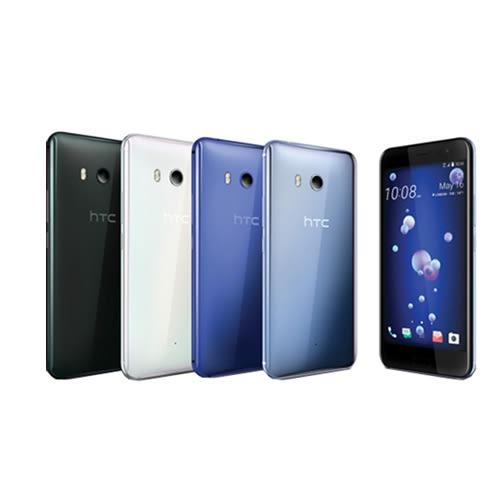 HTC U11 4G/64G智慧手機U-3u - 銀【愛買】