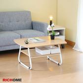 【RICHOME】TA174《巴克茶几桌》和室桌/書桌/電腦桌/工作桌/茶几桌/咖啡桌/ 置物桌/客廳桌