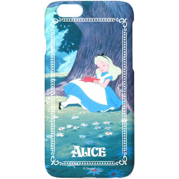 iJacket iPhone 6 / 6s 迪士尼 復古霧面硬式保護殼 - 愛麗絲
