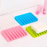 防滑硅膠瀝水皂墊 香皂 肥皂 洗手台 浴室 柔軟 彈性 飾品 戒指 收納【H035】米菈生活館