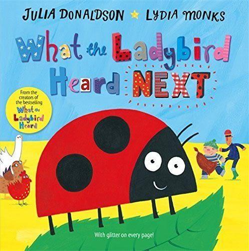 What The Ladybird Heard Next 小瓢蟲聽到了什麼?續集 精裝故事書