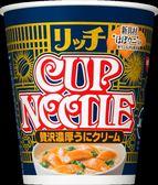 WANG-日本NISSIN-日清濃厚奶油海膽泡麵x1碗