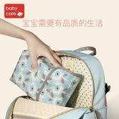 多功能嬰兒尿片收納袋 寶寶尿不濕防水收納袋便攜置物袋 店家有好貨