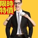西裝套裝韓版有型-商務修身率性大方成套男西服54o1【巴黎精品】