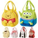 【出清】迪士尼 三麗鷗 嚕嚕米 史努比 手提袋 便當袋 棉質 日本正品 該該貝比日本精品