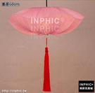 INPHIC-新創意中式餐廳酒店客房吊燈 客廳茶樓走廊荷葉吊燈-直徑60cm_S3081C