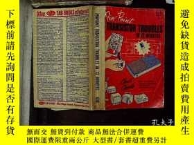 二手書博民逛書店PINPOINT罕見TRAMSISTOR TRCUBLES IN