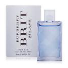 BURBERRY Brit splash海洋風格男性淡香水-小香(5ML)【美麗購】
