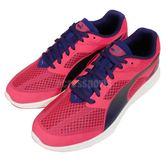 【四折特賣】 Puma 慢跑鞋 Ignite Mesh Wns 粉紅 藍銀 漸層 女鞋 運動鞋 【PUMP306】 18858503