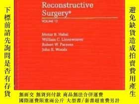 二手書博民逛書店Advances罕見in Plastic and Reconstructive Surgery-整形美容外科進展奇