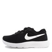 Nike Tanjun PS [818382-011] 中童鞋 運動 休閒 單純 舒適 柔軟 透氣 貼合 穿搭 黑 白