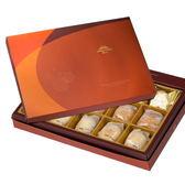 御藏 綜合13入禮盒(綠豆椪*2+純綠豆椪*2+沖繩黒糖蛋黃酥*9)