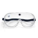 【南紡購物中心】台灣製【雙面防霧護目鏡GF-101】防護眼鏡 化學 防塵 透明