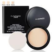 M.A.C 完美潤澤粉餅 保濕升級版SPF15/PA+(13g) #NC15-贈試用包(隨機出貨)X1