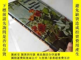 二手書博民逛書店Growing罕見Garden Flowers Indoors(