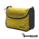 GREEN HERMIT 蜂鳥 防潑水多功能化妝包-水芹綠 TB3305 旅行 露營 度假打工 登山 漱洗包