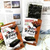 韓國 SAMWON 烤肉風味海苔(4gx3包入)【小三美日】團購 / 零嘴