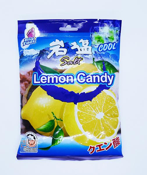 【吉嘉食品】BF薄荷岩鹽檸檬糖(經濟包) 1包138公克 {9555030107751}[#1]