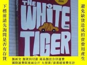 二手書博民逛書店The罕見White Tiger 包 Winner of the