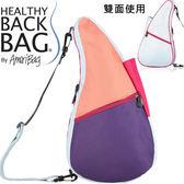 Healthy Back Bag 6123_LB淡藍 雙面寶背包-小型 斜背包