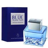 【Antonio Banderas 安東尼奧】BLUE 藍色誘惑 男性淡香水 100ml