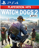 PS4 看門狗 2(中文版)Hits