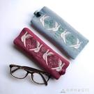 眼鏡袋手工diy歐式刺繡布藝製作手機袋材料包自製創意生日禮物包 交換禮物