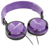全新品5折出清!! PHILIPS SHL3000 輕量頭戴式耳機 (魔幻紫)