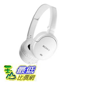 [104美國直購] Sony MDR-NC8 /WMI Noise Canceling Headphone 可折疊防噪耳機 白色