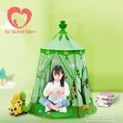室內家用女孩幼兒童床上小帳篷可摺疊簡易游戲玩具秘密基地公主屋 ATF 夏季新品