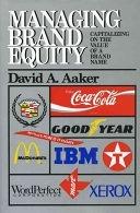 二手書博民逛書店 《Managing Brand Equity》 R2Y ISBN:0029001013