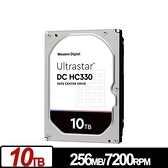 WD Ultrastar DC HC330 10TB 3.5吋 SATA 企業級硬碟 WUS721010ALE6L4