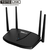 TOTOLINK WiFi6 AX1800 Giga無線路由器X5000R【愛買】