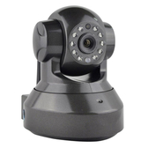 HD高畫質無線網路攝影機 旋轉型 黑色 SensingTEK