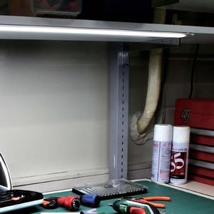 特力屋可調光LED超薄層板燈90CM (白光)