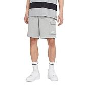 Nike AS NSW Club FT Cargo Short 男 灰 刺繡LOGO 口袋 短褲 DD7015-063