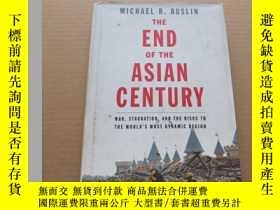 二手書博民逛書店THE罕見END OF THE ASIAN CENTURYY68