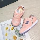 《7+1童鞋》小童 NEW BALANCE IZ996UPN 麂皮 慢跑鞋 運動鞋 9594 橘色