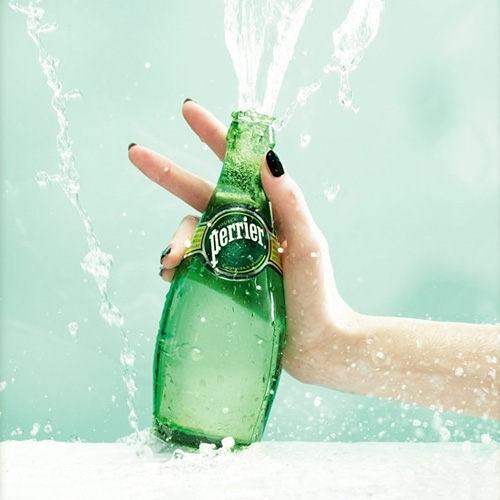 法國沛綠雅Perrier 氣泡天然礦泉水(330mlx24/箱)