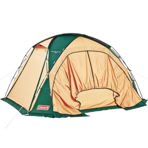 【早點名露營生活館】Coleman圓頂網屋/綠380  CM-27290