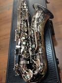 凱傑樂器G1 GTS-910BK TENOR  薩克斯風 全鍍鎳銀 按鍵金 次中音 (刻花)